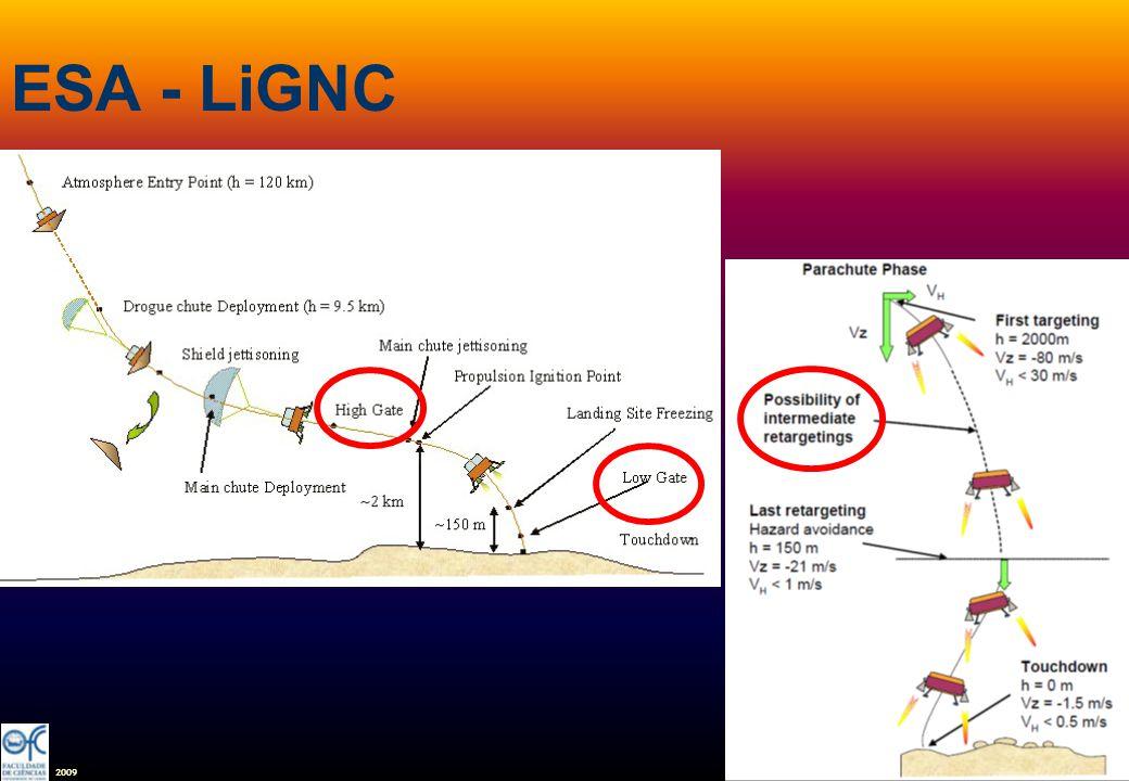 2009 ESA - LiGNC