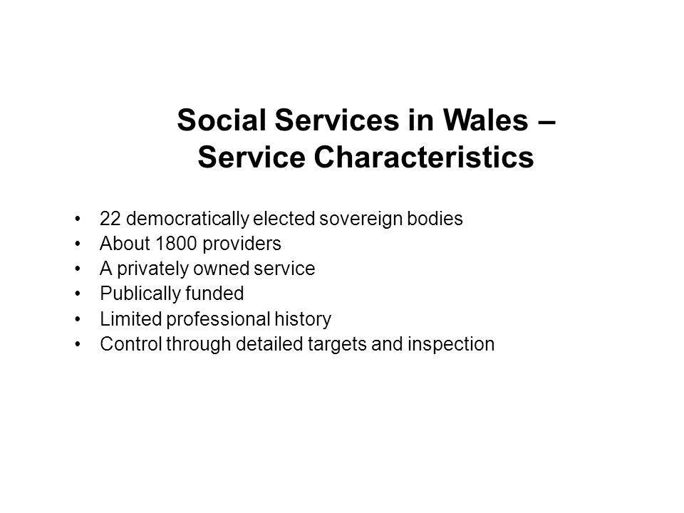 GwasanaethaueffeithiolargyfercalonwerddCymru Efficient services for the green heart of Wales Scale of Activity Some examples.