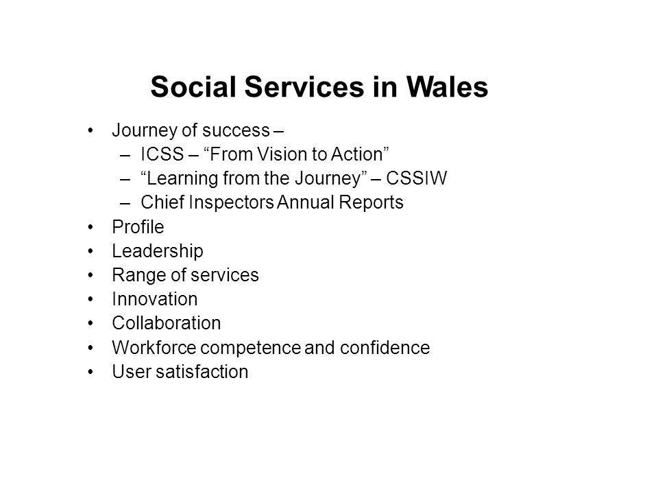 GwasanaethaueffeithiolargyfercalonwerddCymru Efficient services for the green heart of Wales The Challenge Changing social context –Families –Communities –Voice and control –Rights –Fragmentation Demography Demand and resources Consistency =Unsustainable