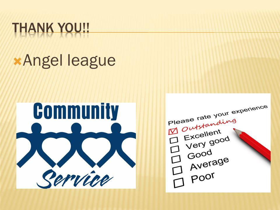 Angel league
