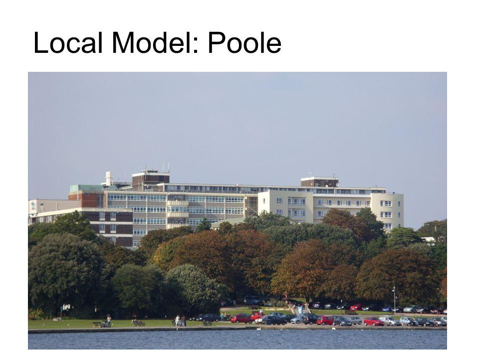 Local Model: Poole