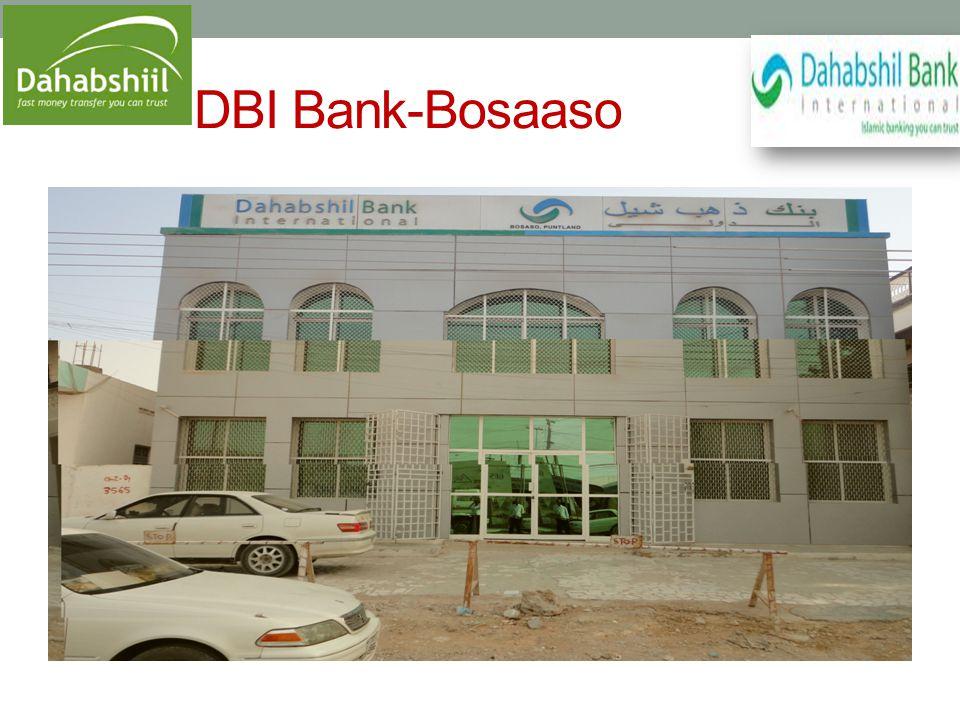 DBI Bank-Bosaaso