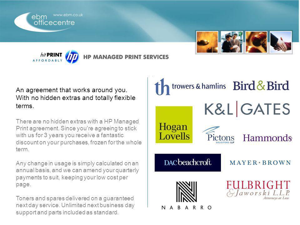 ebmofficecentrelimited Hewlett-Packard Preferred Partner GOLD 2012 Central house, 142 central street London EC1V 8AR tel: 020 7324 1991 email: sales@ebm.co.uk
