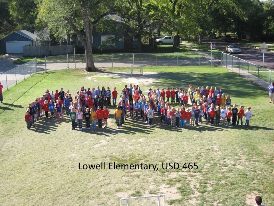Lowell Elementary, USD 465
