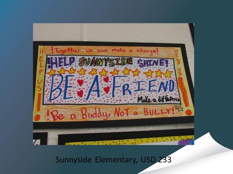 Sunnyside Elementary, USD 233