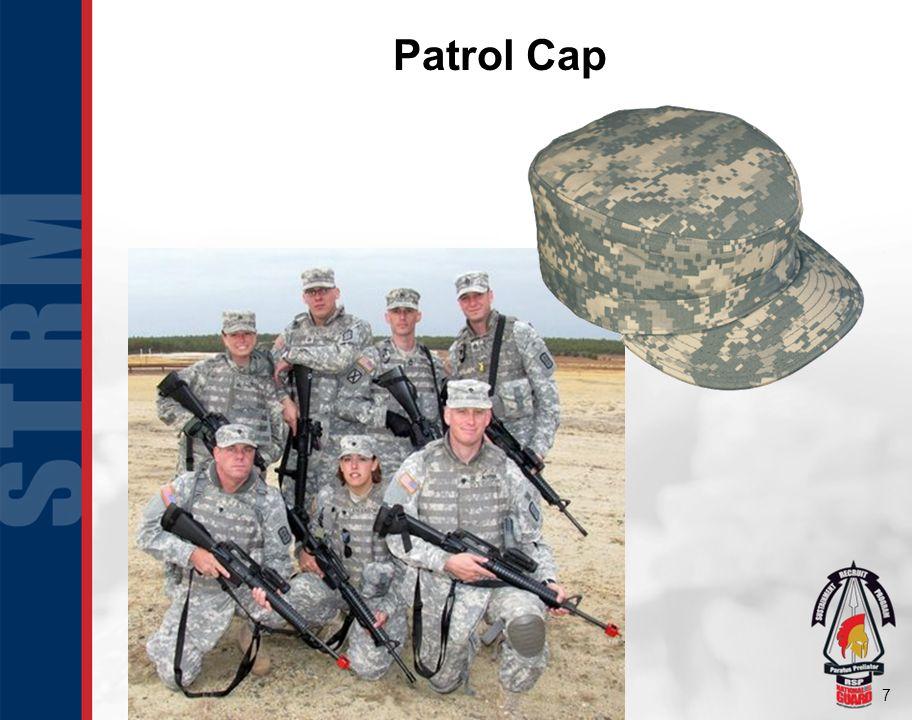 7 Patrol Cap