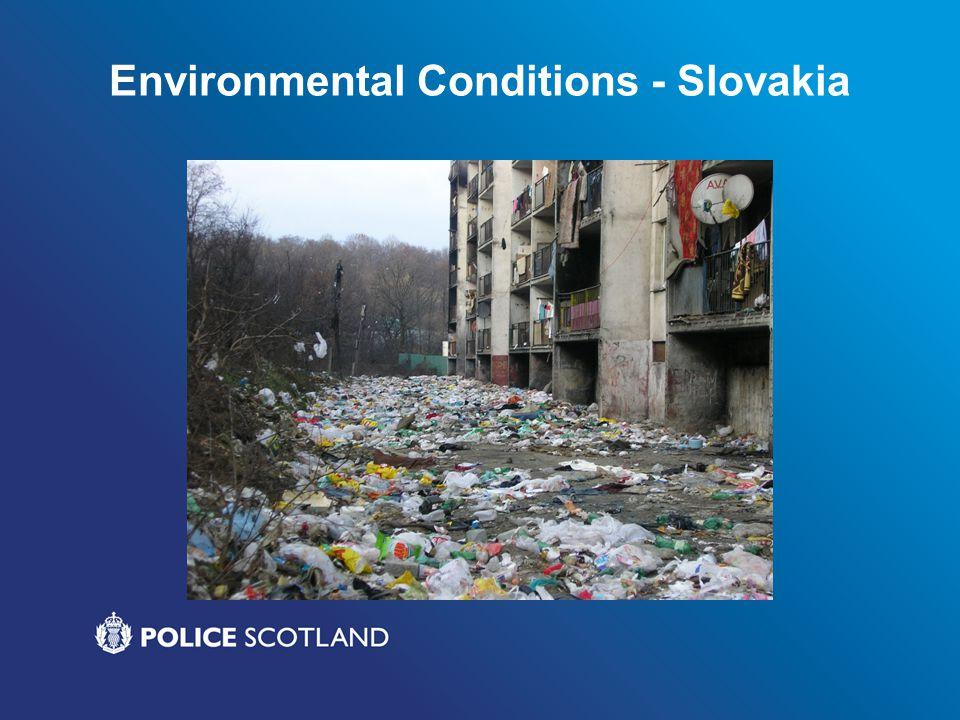 Environmental Conditions - Slovakia