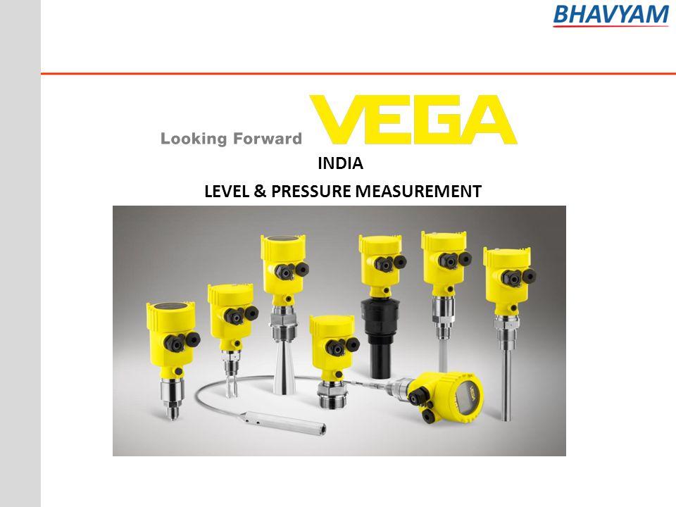 INDIA LEVEL & PRESSURE MEASUREMENT
