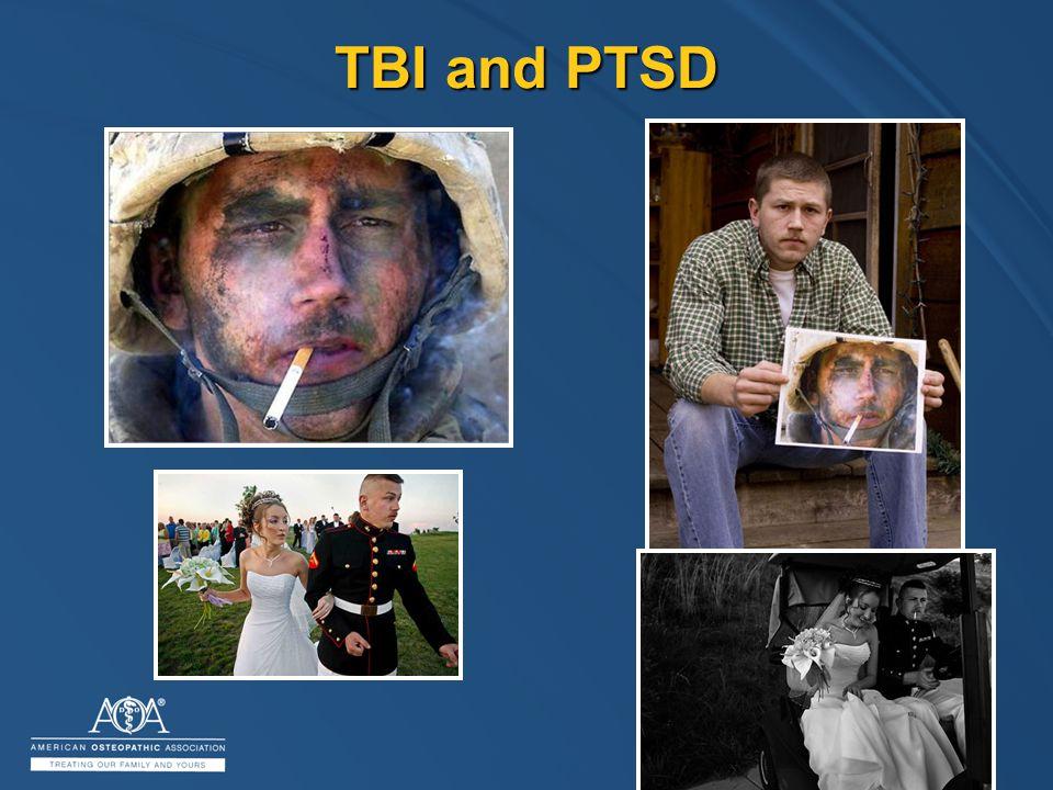 TBI and PTSD