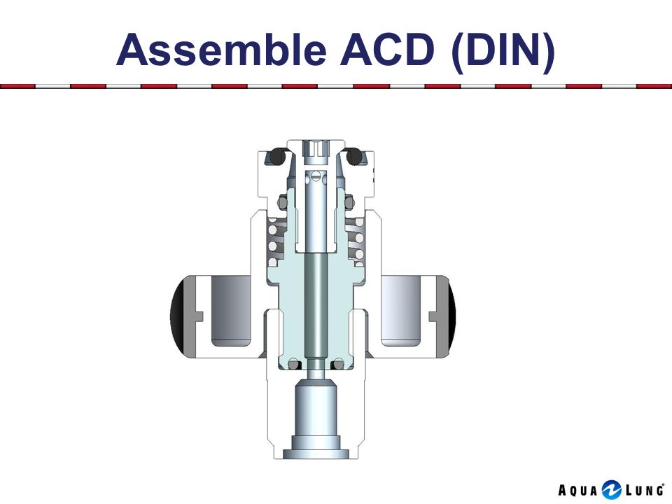 Assemble ACD (DIN)