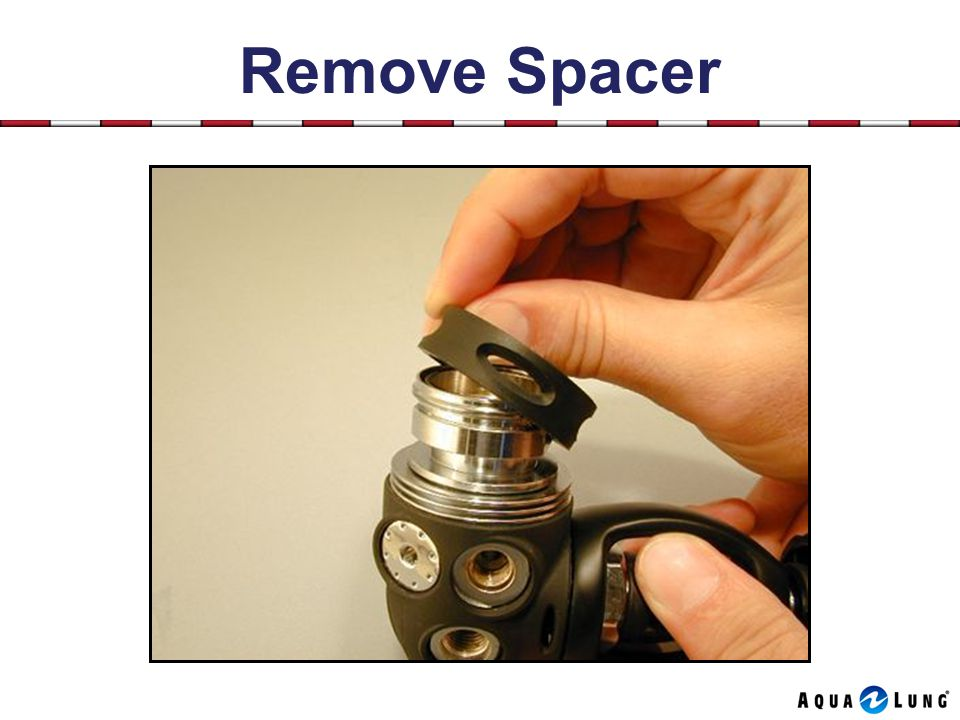 Remove Spacer