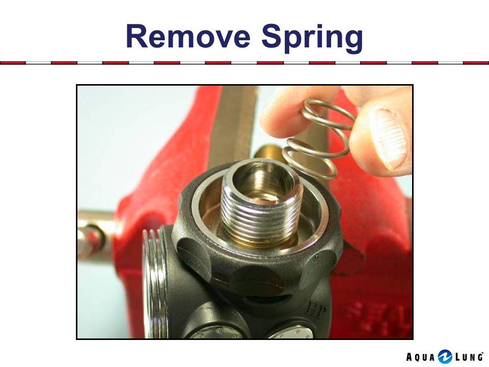 Remove Spring