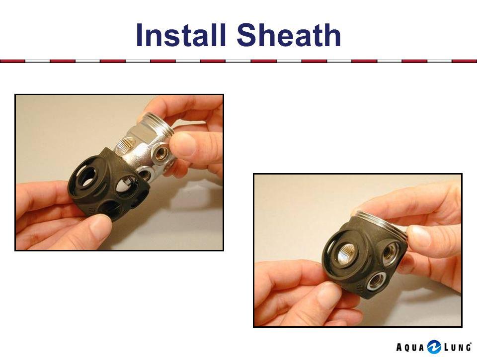 Install Sheath