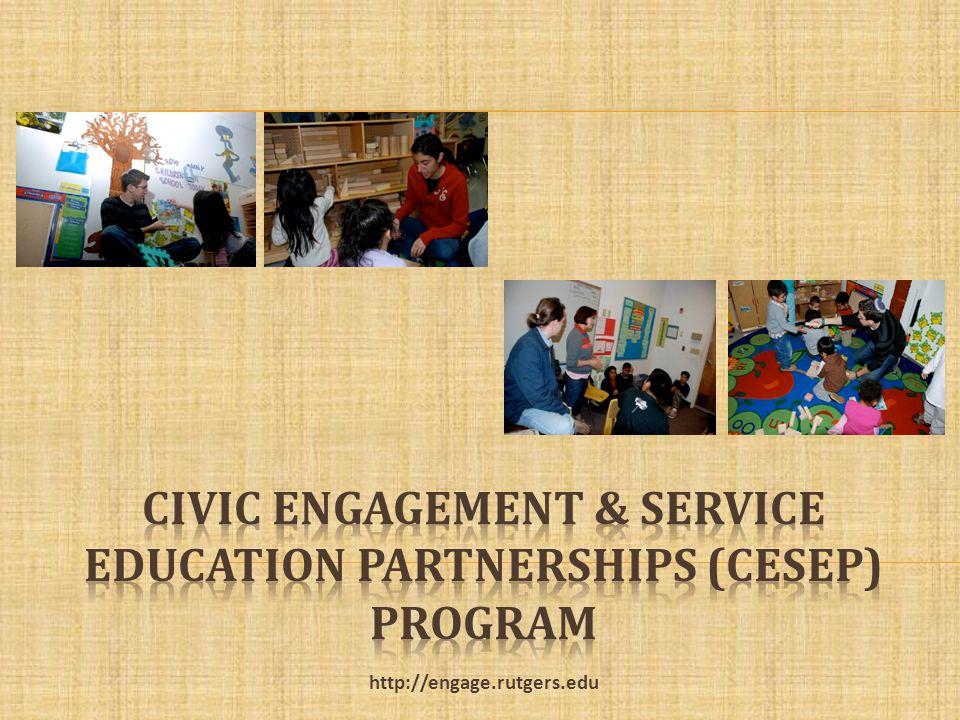 Special Initiatives