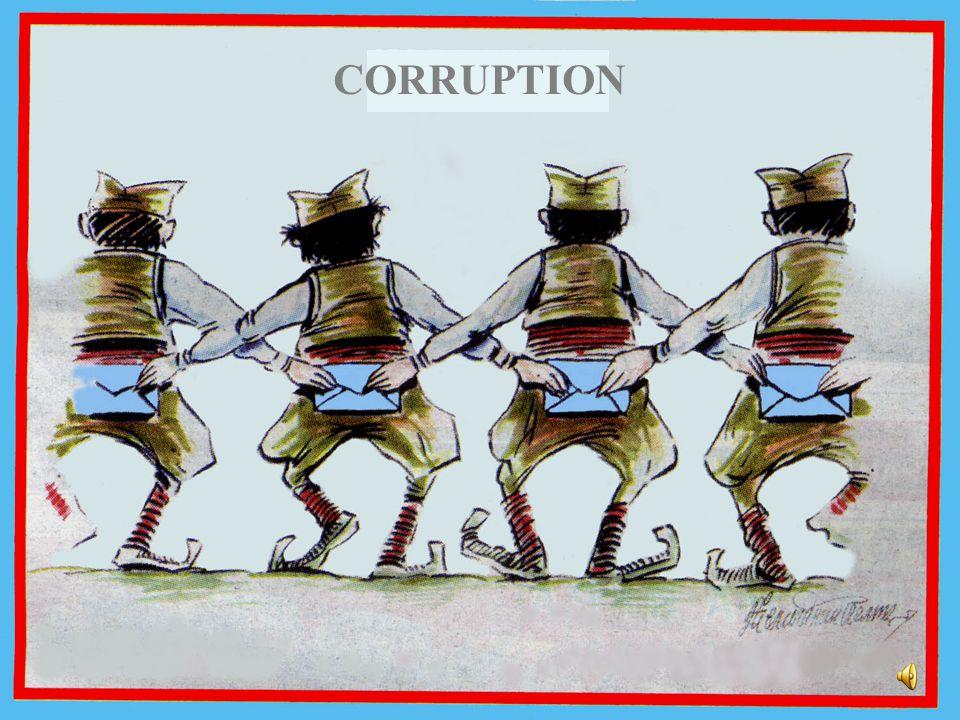 Ministarstvo unutrašnjih poslova Republike Srbije Uprava kriminalističke policije Služba za borbu protiv organizovanog kriminala CORRUPTION