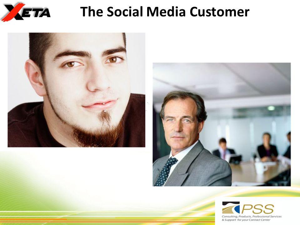 The Social Media Customer