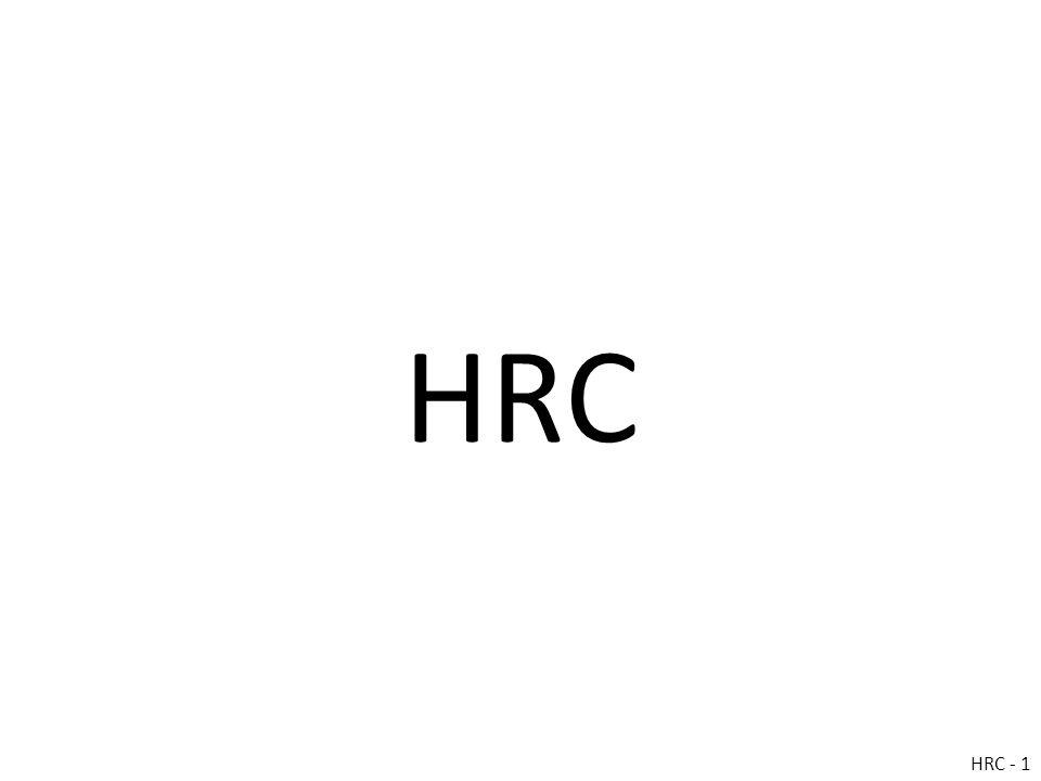 HRC HRC - 1