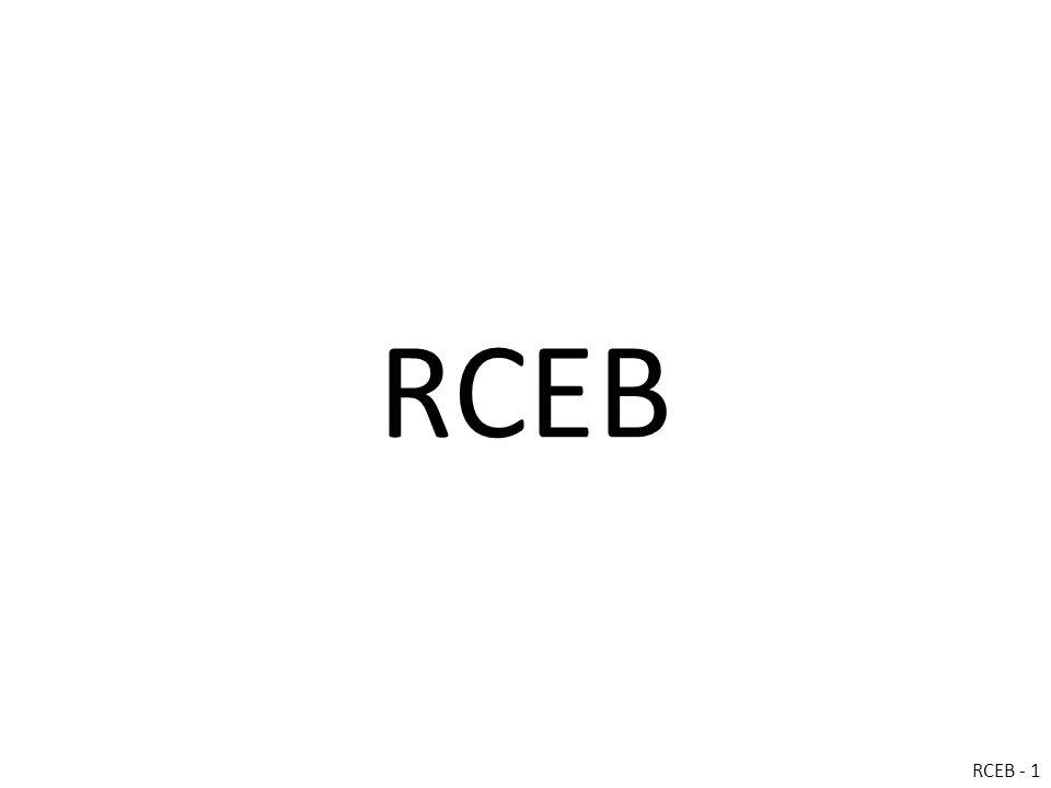 RCEB RCEB - 1