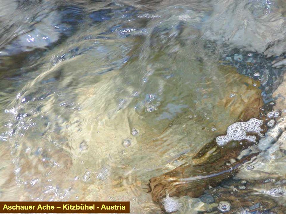Aschauer Ache – Wasserfall – Kitzbühel - Austria