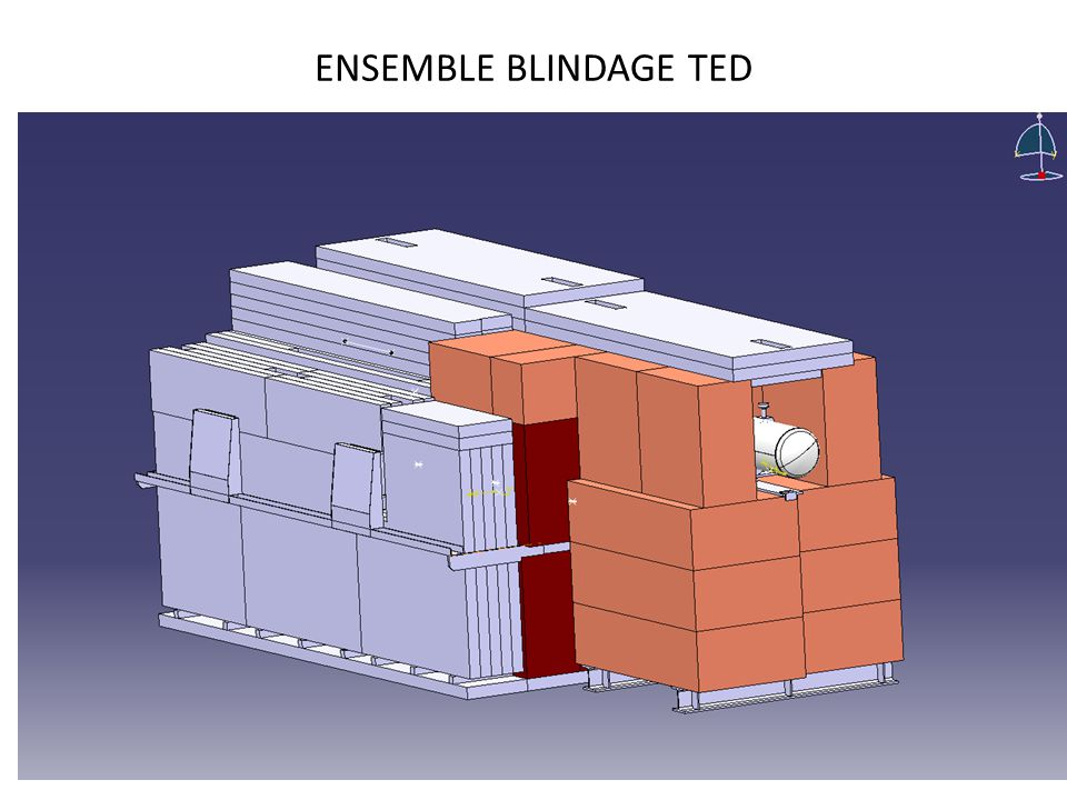 ENSEMBLE BLINDAGE TED