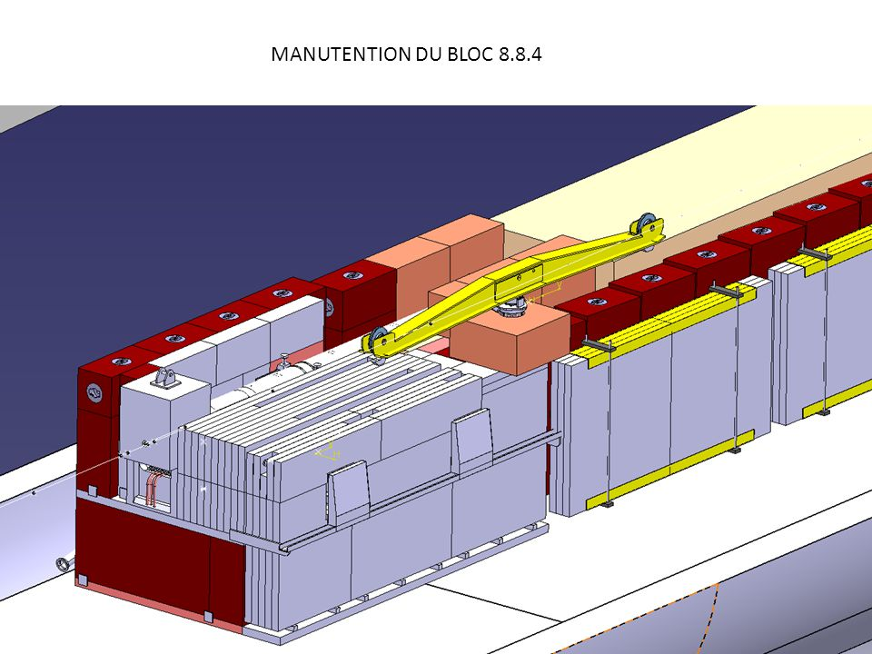 MANUTENTION DU BLOC 8.8.4