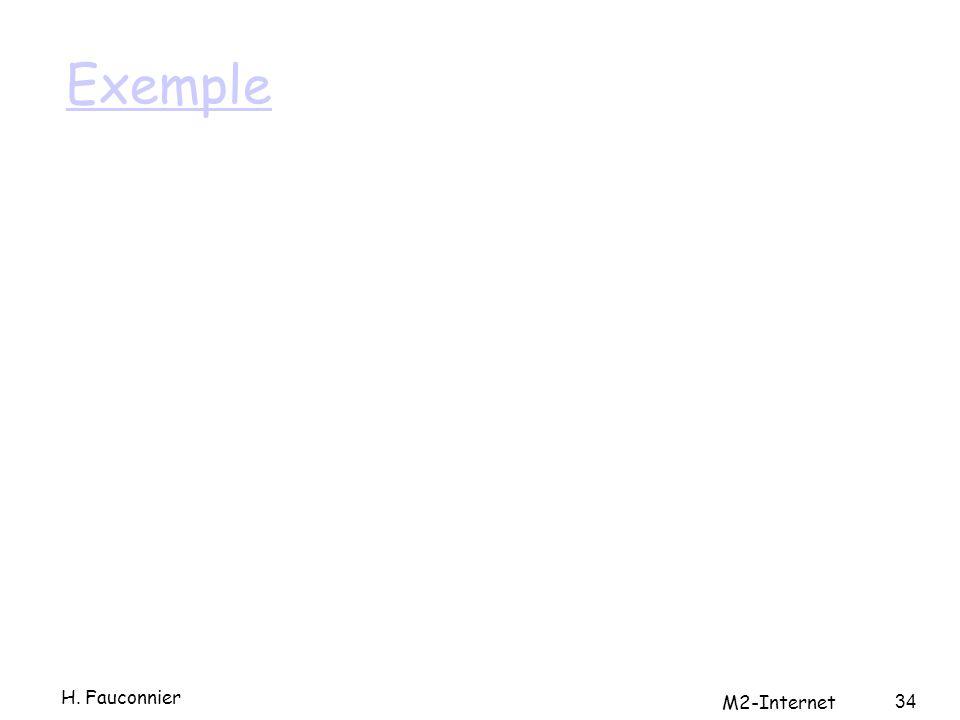 Exemple 34 H. Fauconnier M2-Internet