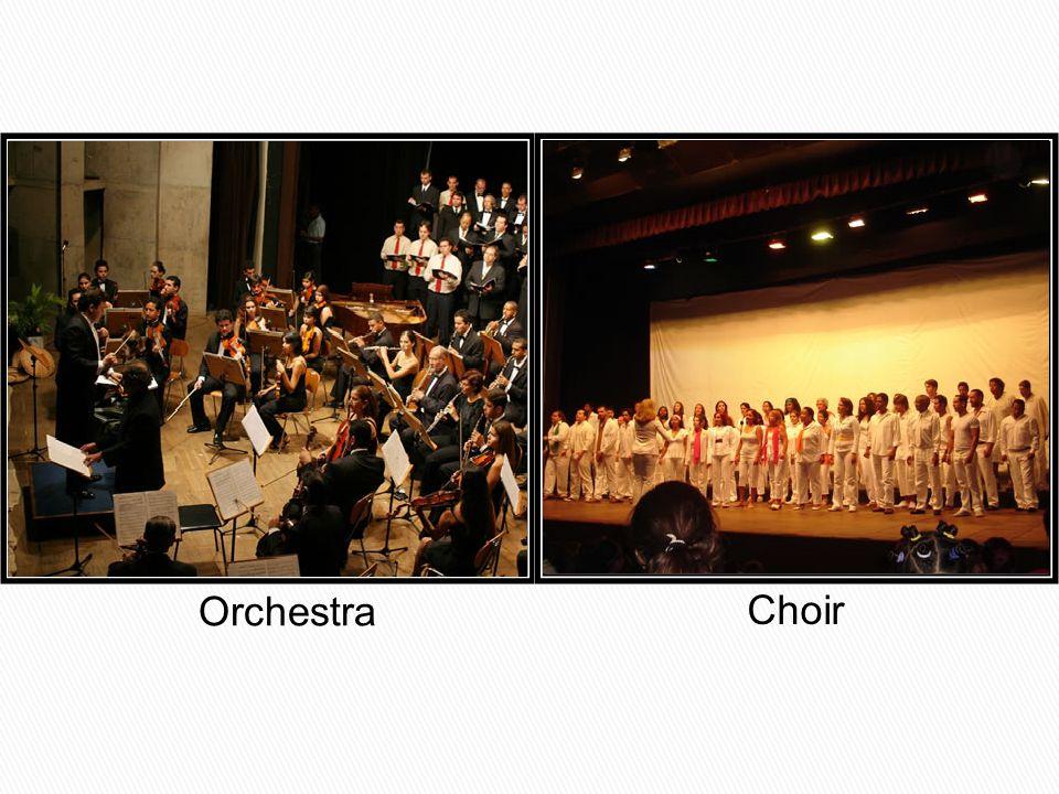 Orchestra Choir