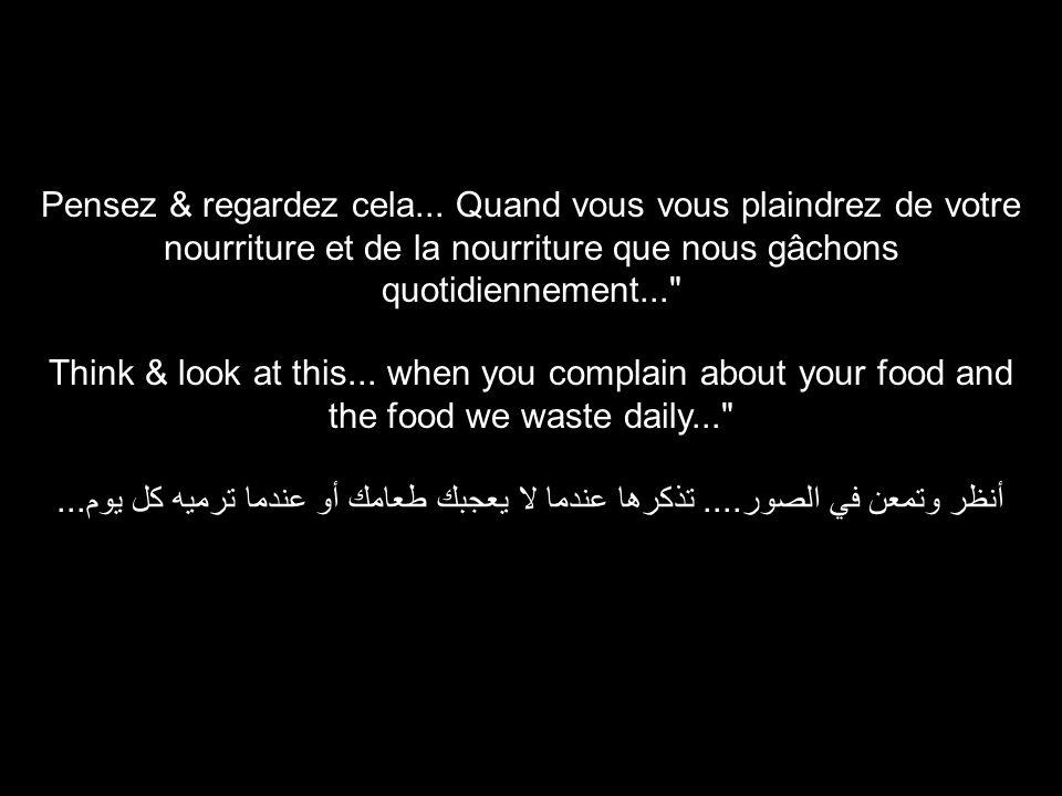 Think & look at this...