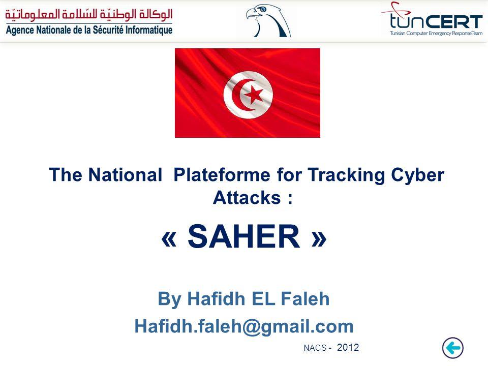 THANKS http://www.honeynet.tn honeynet@ansi.tn Hafidh.faleh@gmail.com http://twitter.com/SaherHoneyNet http://www.linkedin.com/groups/The-Honeynet-Project- Tunisia-chapter