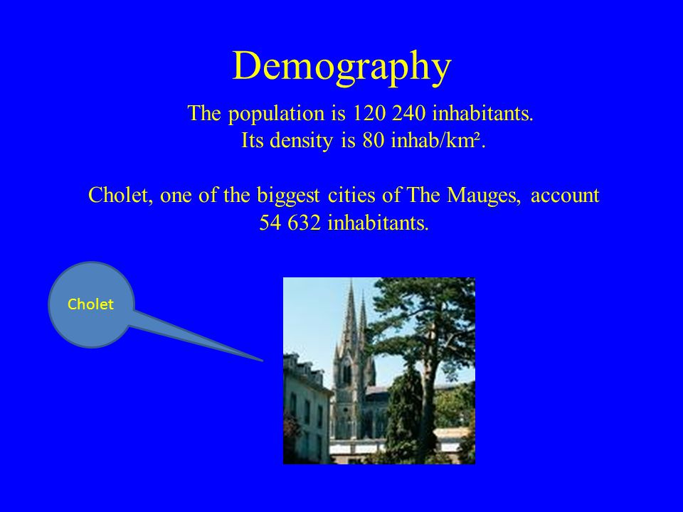 Demography The population is 120 240 inhabitants. Its density is 80 inhab/km².