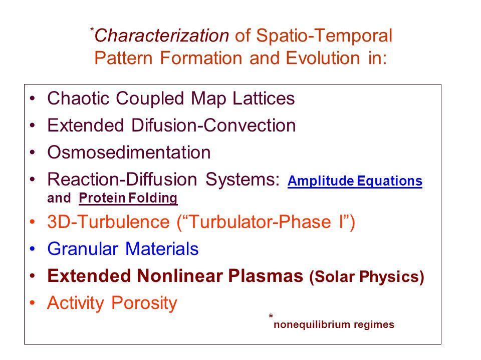 Spatio-Temporal Domain: