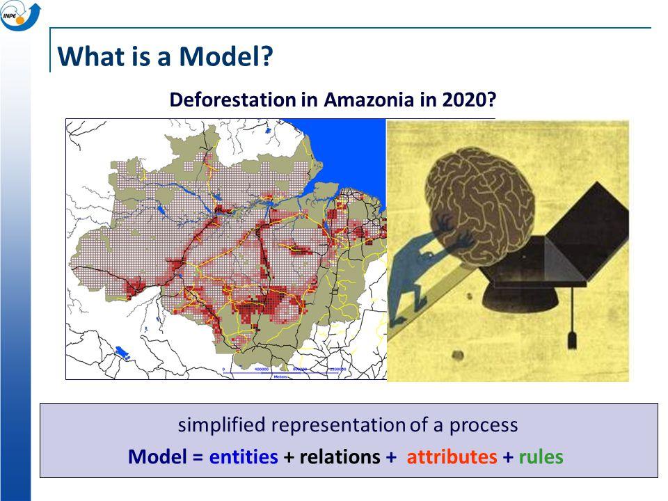 Deforestation in Amazonia ~230 scenes Landsat/year