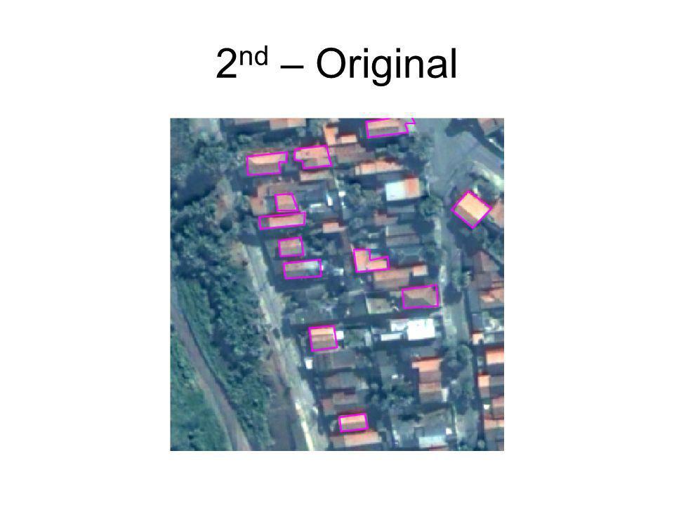 2 nd – Original
