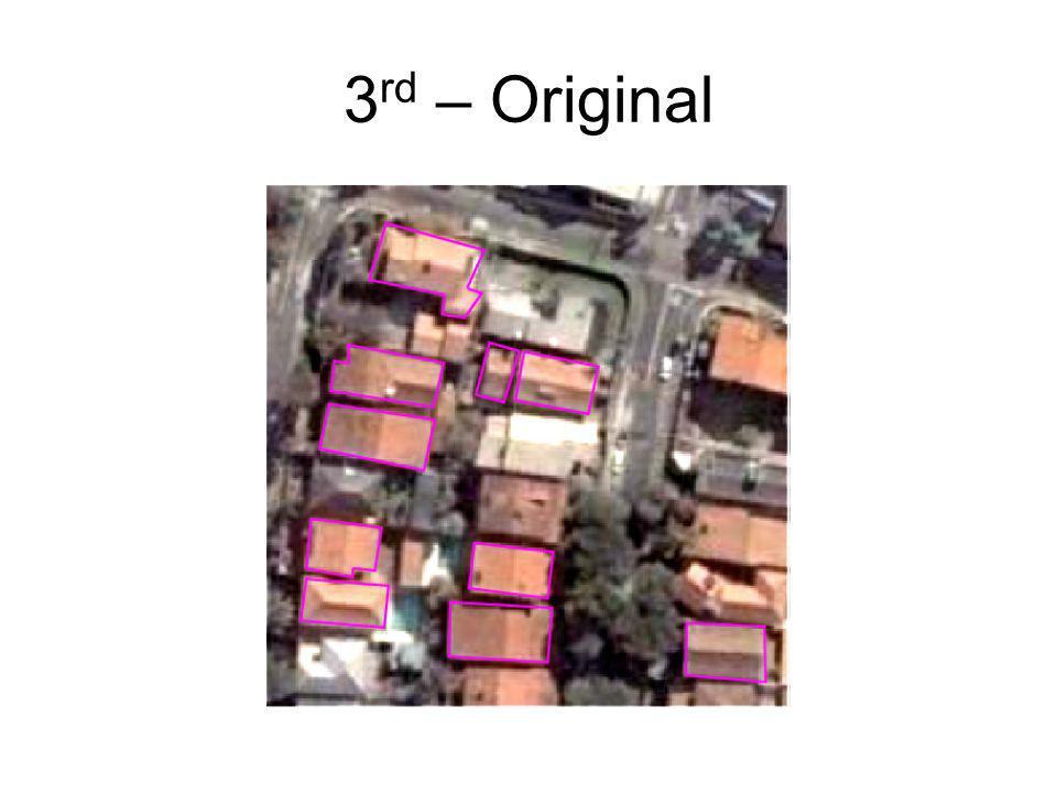 3 rd – Original
