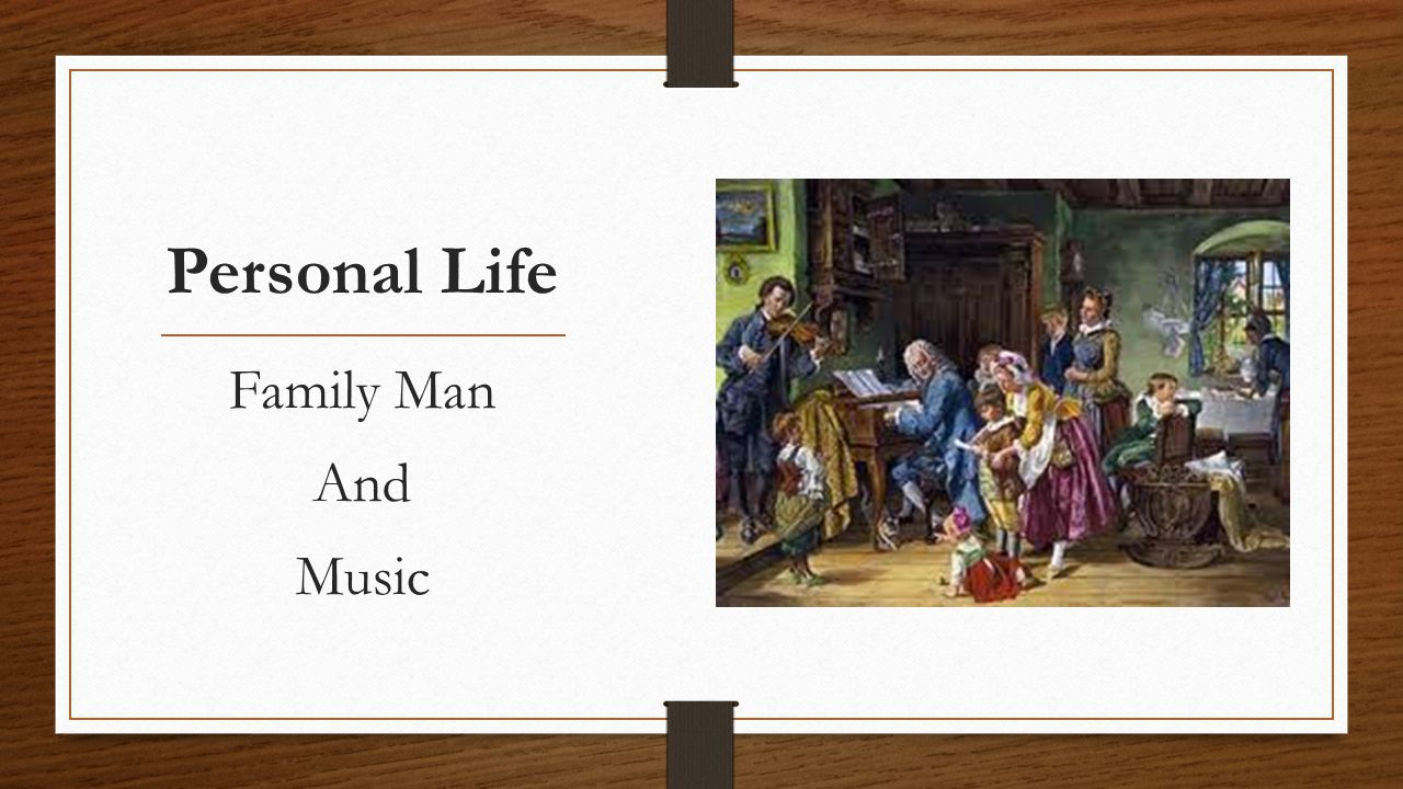 Johann Sebastian Bach DeathModern Day