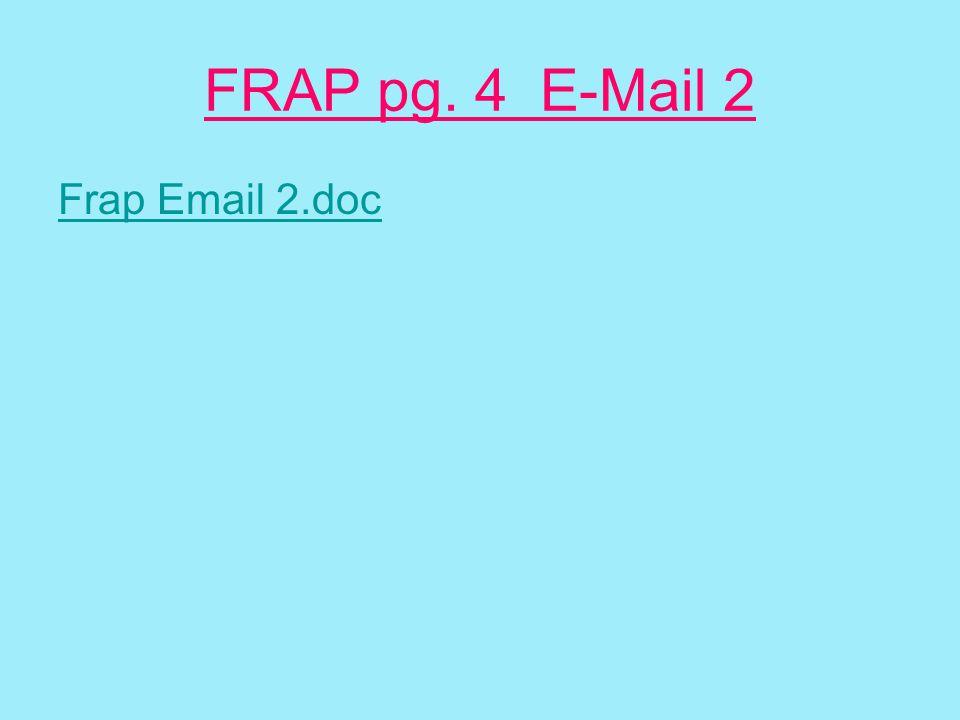 FRAP pg. 4 E-Mail 2 Frap Email 2.doc