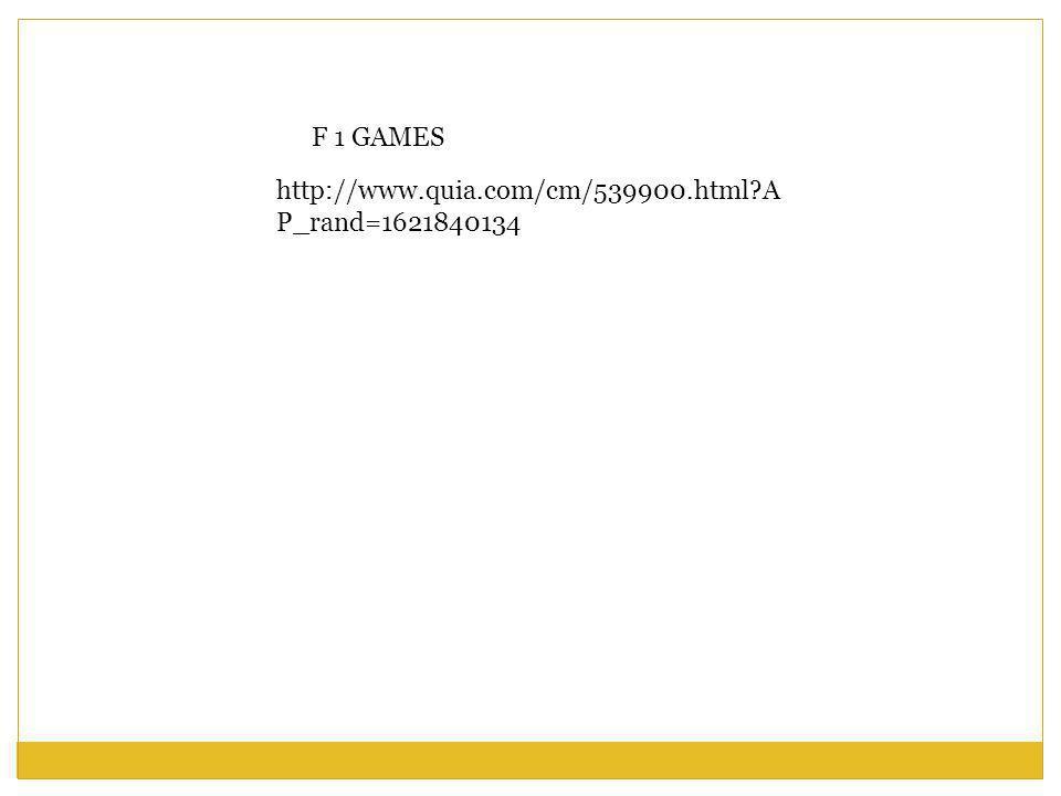 http://www.quia.com/cm/539900.html A P_rand=1621840134 F 1 GAMES