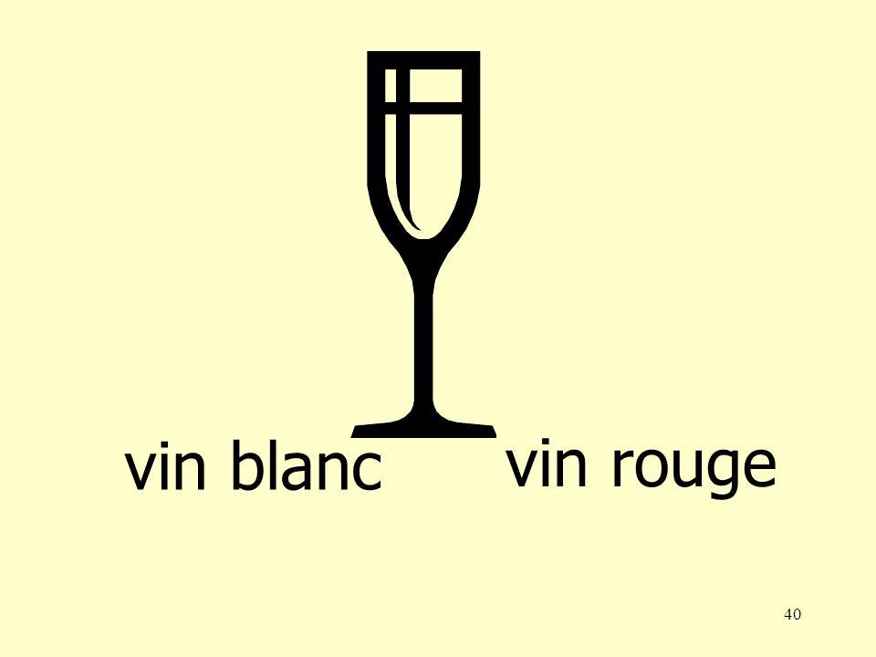 39 vin blanc vin rouge