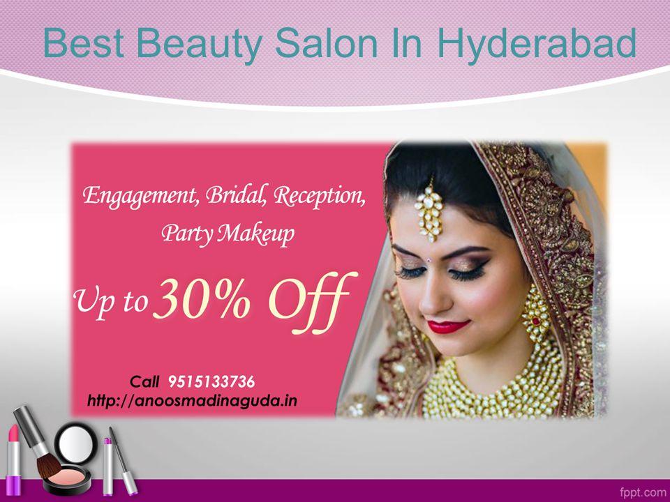 Best Beauty Salon In Hyderabad