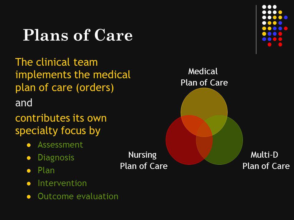 Assessment Standards of Care (SOC*) Physical Assessment (standard met/not met) Past medical/surgical/functional Assessment Baseline vital signs...