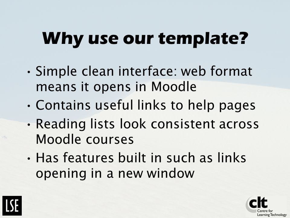 Which template.File template more flexible – can be put elsewhere but more time consuming.