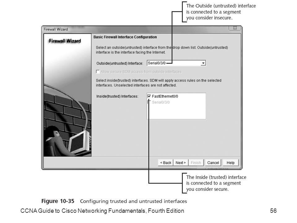 CCNA Guide to Cisco Networking Fundamentals, Fourth Edition56