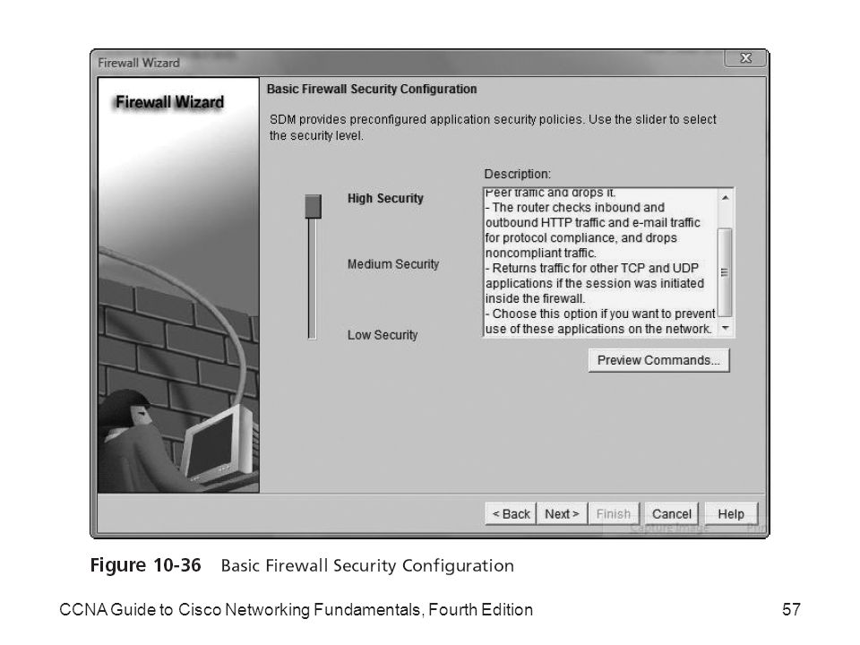 CCNA Guide to Cisco Networking Fundamentals, Fourth Edition57
