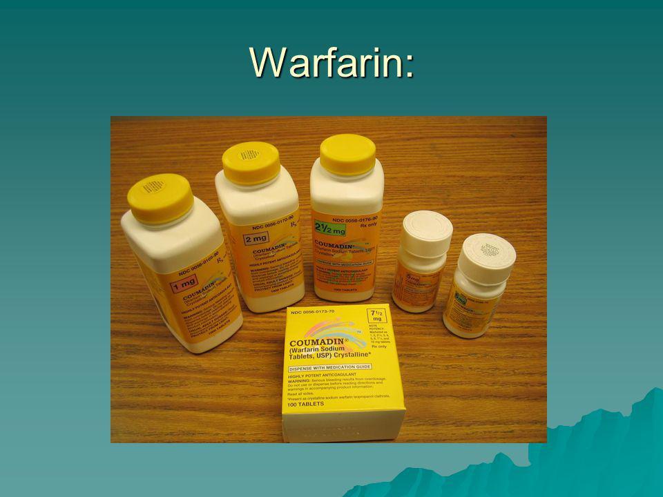 Warfarin: