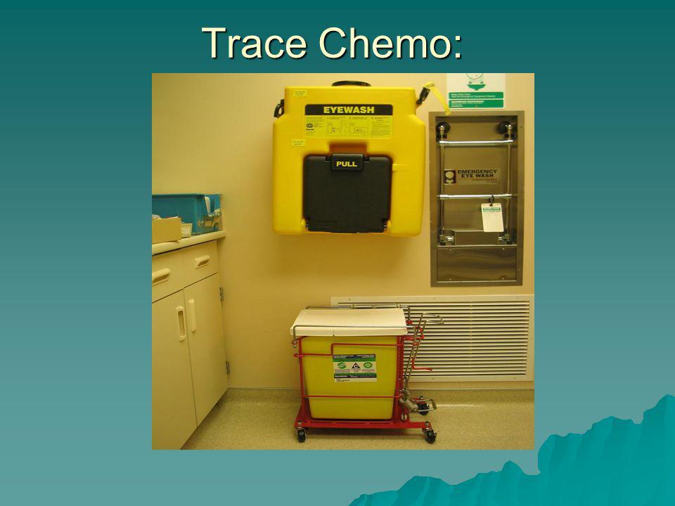 Trace Chemo: