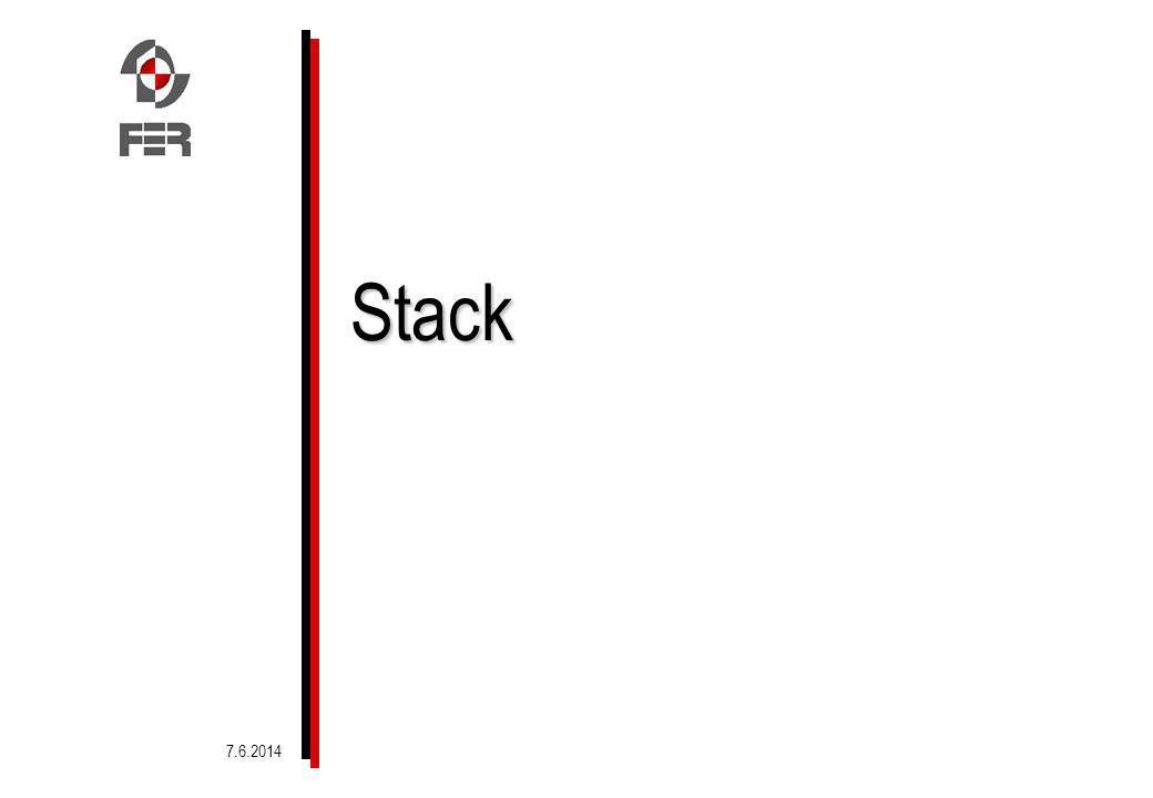 7.6.2014 Stack