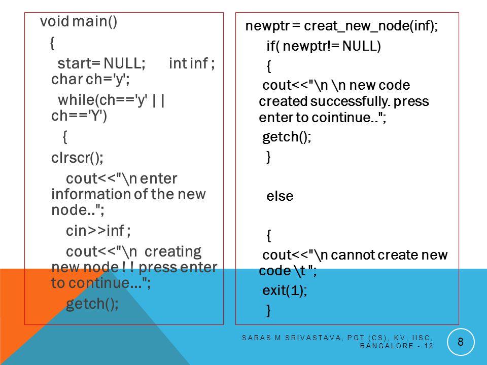 STACK AS AN ARRAY (POP) Algorithm 1.If top < -1 then 2.print underflow !!!!!!.