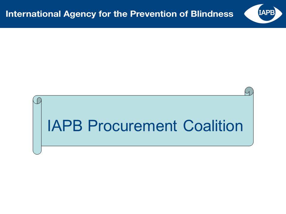 IAPB Procurement Coalition