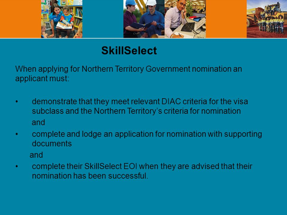 Employer Nominated - RSMS (Subclass 187) Direct Entry Stream Skills Assessments for Australian Graduates - MUST have the qualifications and/or experience as listed in ANZSCO.