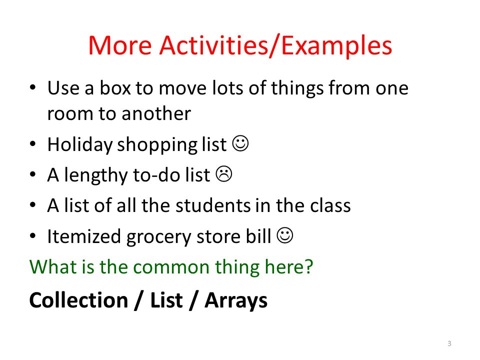 Arrays in Programming enable us to store data of similar type together.